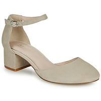 Schoenen Dames pumps André CILLY Beige