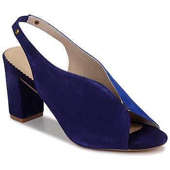 Schoenen Dames Sandalen / Open schoenen André L ILLUSIONISTE Blauw