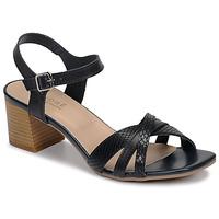 Schoenen Dames Sandalen / Open schoenen André MARJOLAINE Marine