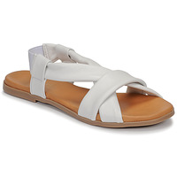 Schoenen Dames Sandalen / Open schoenen André BABACO Wit