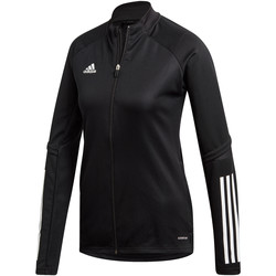 Textiel Dames Trainings jassen adidas Originals Condivo 20 Training Jacket Women Schwarz