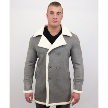 Mantel Tony Backer  Imitatie Bontjas Lang - Lammy Coat -
