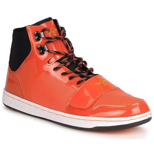 Schoenen Dames Hoge sneakers Creative Recreation W CESARIO Oranje