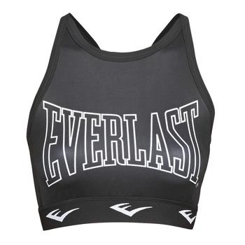 Textiel Dames Sport BH's Everlast DURAN Zwart / Wit