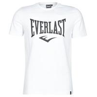 Textiel Heren T-shirts korte mouwen Everlast EVL LOUIS SS TS Wit