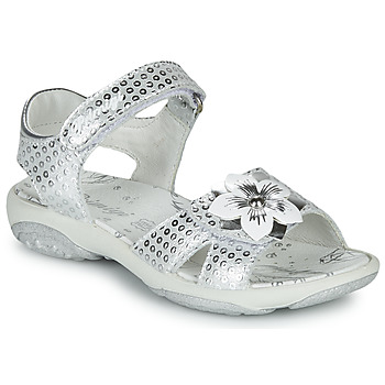 Schoenen Meisjes Sandalen / Open schoenen Primigi 5383533 Zilver