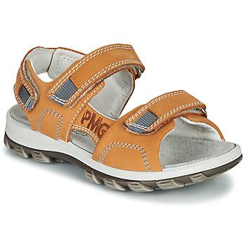 Schoenen Jongens Sandalen / Open schoenen Primigi 5391133 Oranje