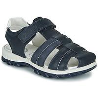 Schoenen Jongens Sandalen / Open schoenen Primigi 5391211 Marine