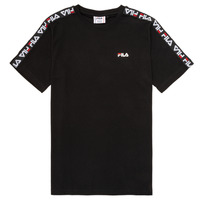 Textiel Kinderen T-shirts korte mouwen Fila FREDDY Zwart