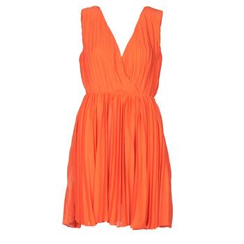 Textiel Dames Korte jurken Moony Mood PE20-RPL-ROUGE Rood