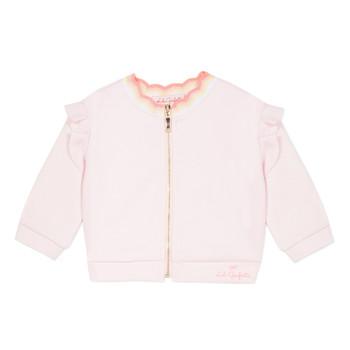 Textiel Meisjes Jasjes / Blazers Lili Gaufrette NANI Roze