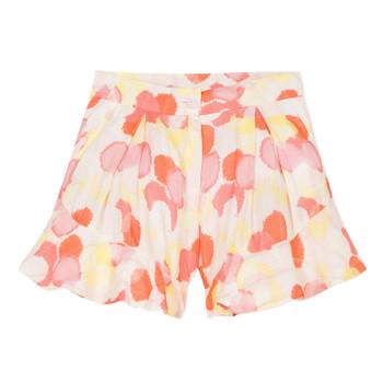 Textiel Meisjes Korte broeken / Bermuda's Lili Gaufrette LORIA Multicolour