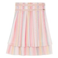 Textiel Meisjes Rokken Lili Gaufrette BENIENE Multicolour