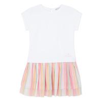 Textiel Meisjes Korte jurken Lili Gaufrette MOLLY Multicolour