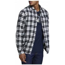 Textiel Heren Overhemden lange mouwen Jack & Jones  Multicolour
