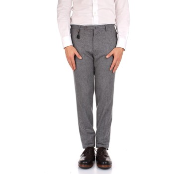 Textiel Heren Pantalons Incotex 1AT091 1721T Grey