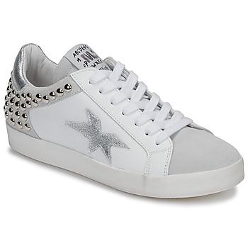 Schoenen Dames Lage sneakers Meline GELLABELLE Wit