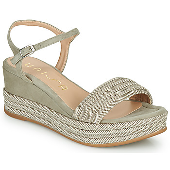 Schoenen Dames Sandalen / Open schoenen Unisa KATIA Nude