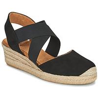 Schoenen Dames Sandalen / Open schoenen Unisa CELE Zwart