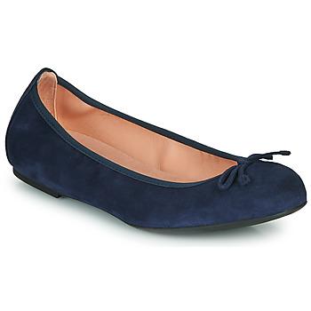 Schoenen Dames Ballerina's Unisa ACOR Marine