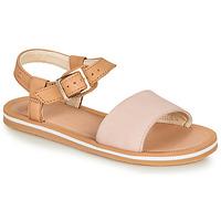 Schoenen Meisjes Sandalen / Open schoenen Clarks SKYLARKHOPE K Roze