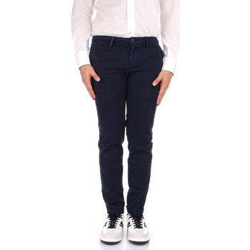 Textiel Heren Chino's Re-hash P24920765899 Blue