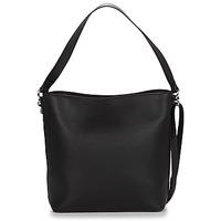 Tassen Dames Handtassen lang hengsel Esprit NOOS_V_HOBOSHB Zwart