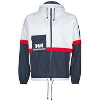 Textiel Heren Wind jackets Helly Hansen RAIN Wit / Marine