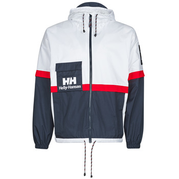 Textiel Heren Wind jackets Helly Hansen RAIN Wit / Marine