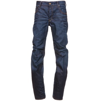 Textiel Heren Straight jeans G-Star Raw ARC 3D SLIM Blauw