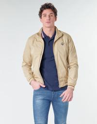 Textiel Heren Wind jackets Schott KEN Beige