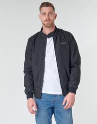 Textiel Heren Wind jackets Schott CABL12 20 Marine