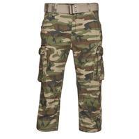 Textiel Heren Korte broeken / Bermuda's Schott TR RANGER 51 Kaki