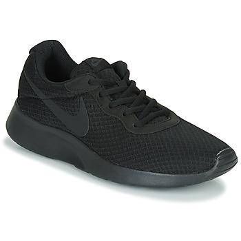 Schoenen Heren Lage sneakers Nike TANJUN Zwart