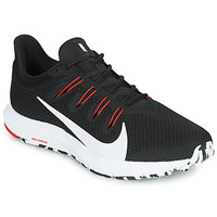 Schoenen Heren Running / trail Nike QUEST 2 Zwart / Wit