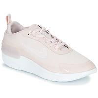 Schoenen Dames Lage sneakers Nike AMIXA Roze / Wit