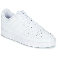 Schoenen Dames Lage sneakers Nike COURT VISION LOW Wit