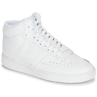 Schoenen Dames Lage sneakers Nike COURT VISION MID Wit