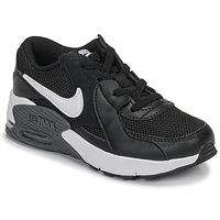 Schoenen Kinderen Lage sneakers Nike AIR MAX EXCEE PS Zwart / Wit