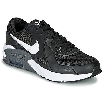 Schoenen Kinderen Lage sneakers Nike AIR MAX EXCEE GS Zwart / Wit
