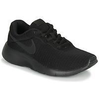 Schoenen Kinderen Lage sneakers Nike TANJUN GS Zwart
