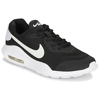 Schoenen Kinderen Lage sneakers Nike AIR MAX OKETO GS Zwart / Wit