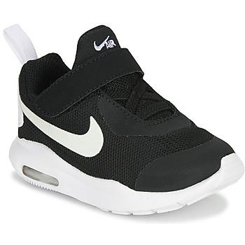 Schoenen Kinderen Lage sneakers Nike AIR MAX OKETO TD Zwart / Wit