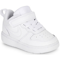 Schoenen Kinderen Lage sneakers Nike COURT BOROUGH LOW 2 TD Wit