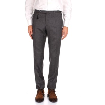 Textiel Heren Pantalons Incotex 1AT030 1394T Grey