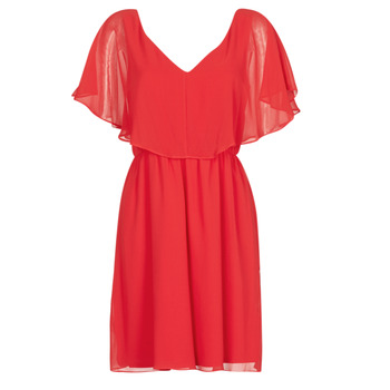 Textiel Dames Korte jurken Naf Naf LAZALE Rood