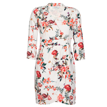 Textiel Dames Korte jurken Morgan REGARD Beige