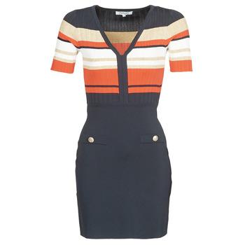 Textiel Dames Korte jurken Morgan RMDORA Marine