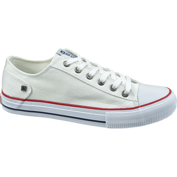 Schoenen Dames Lage sneakers Big Star Shoes Blanc