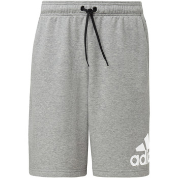 Textiel Heren Korte broeken / Bermuda's adidas Originals LOUNGEWEAR Must Haves Badge of Sport Short Grijs
